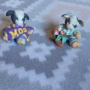 Four Mary's Moo Moos Collectors Item
